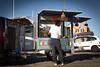 Ambulante siciliano (pierobacarellaph) Tags: ambulante castagne mare portodifiumicino sicilia sole streetphotography fiumicino lazio italia it