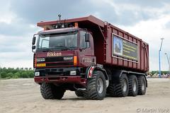 Ginaf M 4446 TS EVS (2012-1) (Martin Vonk) Tags: ginaf m 4446 ts evs tkd wezep rikken agri red black tipper
