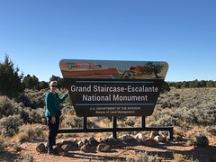 "Grand Staircase-Escalante NM • <a style=""font-size:0.8em;"" href=""http://www.flickr.com/photos/75865141@N03/38022095982/"" target=""_blank"">View on Flickr</a>"