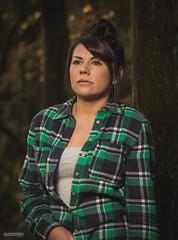 Zoe Ward (stetoppingphoto) Tags: people girl women female photography shirt green fashion trees woods sony a7 carl zeiss lens za 55mm f18 tocholes lancashire