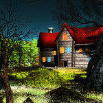 Spooky Landscape at 21strom thumbnail