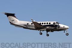 N480EB (SoCalSpotters) Tags: n480eb kingair350 beechcraft scottsdale ksdl socalspotters b350