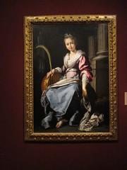 Bernardo Strozzi, St. Cecilia, 1620s (hartjeff12) Tags: kansascity missouri nelsonatkins strozzi