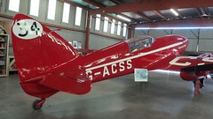 "De Havilland DH.88 Comet 2 • <a style=""font-size:0.8em;"" href=""http://www.flickr.com/photos/81723459@N04/38076294612/"" target=""_blank"">View on Flickr</a>"