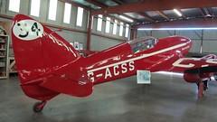 "De Havilland DH.88 Comet 2 • <a style=""font-size:0.8em;"" href=""http://www.flickr.com/photos/81723459@N04/38076294612/"" target=""_blank"">View on Flickr</a>"