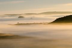 Dans la brume, Nasbinals, Lozère (lyli12) Tags: aubrac lozère leverdesoleil brume paysage landscape france nature languedocroussillon mist nikon d7000