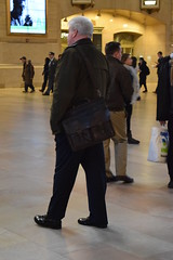 Daddy & his shiny wingtip tassel loafers 03 (TBTAOTW2011) Tags: nyc candid hidden camera business businessman daddy dad belly mature old beefy leather shoe shoes black loafer loafers shine shiny wingtip tassel