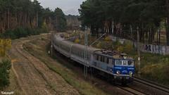 EP07-1033 (Kolejarz00) Tags: train ic 4e ep07 bydgoszcz