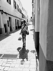 Una guiri en Ciutadella