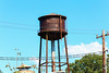 Old water tank - Pendleton Oil Mill - Pendleton S.C. (DT's Photo Site - Anderson S.C.) Tags: canon 6d 135mmf2l lens upstate pendletonsc vanishing pendleton oil mill john sitton rural small town america usa southern country road rustic farm landscape southernlife vintage water tank fertilizer