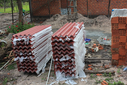 Popular roof supplies in Cambodia