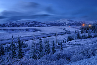 Copper Mountain - Dusk