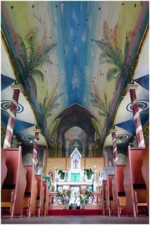 St. Benedict Roman Catholic Church - Kealakekua Bay, South Kona, Hawai'i