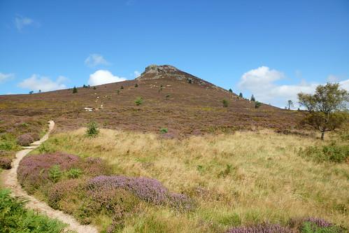 2017-08-26 09-09 Schottland 542 Bennachie, Mither Tap Trail