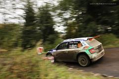 Jaromír Tomaštík - Robo Baran (Martin Hlinka Photography) Tags: rally show orava 2017 sport motorsport slovakia slovensko canon eos 60d 1018mm f4556 jaromír tomaštík robo baran škoda fabia r5