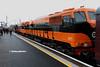 073+071, Dublin Connolly, 14-10-2017 (MidlandDeltic) Tags: irishrail iarnródéireann 071class trains railways ireland generalmotors emd 071 073 dublinconnolly