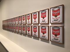 (Eric_G73) Tags: art warhol campbellsoup cans painting momainparis fondationvuitton