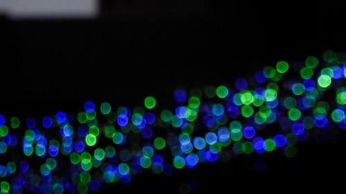 Blue Green Sprinkles