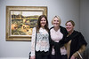 Wyeth Opening (Portland Art Museum) Tags: portlandartmuseum wyeth patronopening