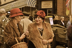 _DSC0115 (petelovespurple) Tags: 1940s 2017 wwii ww2 wartimeweekend warweekend women men england enjoyment ryedale reenactment yorkshire yesteryear uniforms unitedkingdomuk people petee pickering plp pickeringwartimeweekend pickeringwarweekend ladies landgirls lasses happy hats heels girls gentlemen gals fun festival furs fortiesweekend forties d90 dresses smiling stockings skirts sexy seamedstockings shoes seams army airforce navy costumes cosplay candid vintage vintagecars boots boys beautiful nikon northyorkshire nylons nymr