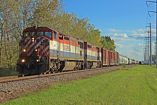 CN M39161-29 - Wyandotte, Michigan