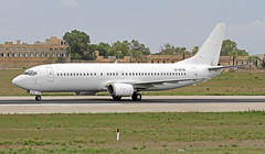 LY-GTW LMML 02-10-2017 (Burmarrad (Mark) Camenzuli) Tags: airline getjet airlines aircraft boeing 7374s3 registration lygtw cn 24166 lmml 02102017