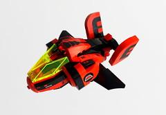 M-Tron Hawk (Sylon-tw) Tags: sylon sylontw lego moc space mtron spaceship calssicspace classic hawk tokyotagteam agilehawk agile tron