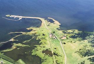 Flying over Denmark '11