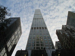 Tall Building Tower 432 Park Ave With Sea of Clouds 3392 (Brechtbug) Tags: tall building 432 park avenue new york city fall clouds 11042017 nyc 57th street east skyline urban buildings midtown manhattan architecture tower babel skyscraper skyscrapers sky scraper towers cloud 2017 mottled cloudcover cover ave with sea