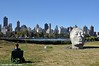 Bigger Sometimes Is Better (Trish Mayo) Tags: sculpture socratessculpturepark art queens newyorkcityskyline tandafrancis eastriver rooseveltisland nycparks