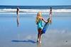 Violet On The Beach (Joe Shlabotnik) Tags: july2017 higginsbeach boogieboard violet 2017 maine ocean beach afsdxvrzoomnikkor18105mmf3556ged