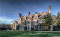 Anglesey Abbey (Darwinsgift) Tags: anglesey abbey cambridgeshire architecture nikon d810 hdr nikkor pc e 19mm f4