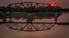 Sunset (skram1v) Tags: sunset rotationbridge assiniboine river headingley railroa reflection d