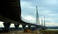 Mersey bridge (povallk) Tags: bridge mersey runcorn widnes tardis environmental