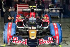 F1 Toro Rosso (lucarino) Tags: f1 toro rosso formula1 formula 1 ferrari car sport racing peroni weekend imola box pit lane helios bokeh sfocato
