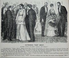 Extremes that Meet!  - Punch 1874 (AndyBrii) Tags: punch 1874 1873 wit satire