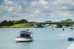 Shoreham on Sea (trunks_pj) Tags: shoreham south coast water sea uk united kingdom boats vessel crossing bridge shorehamonsea on nikon d5100 pjsampson peterjamessampson 1685mmnikkordxlens