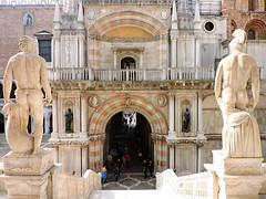 Giant's Stairway (Scala dei Giganti), Doge's Palace (Palazzo Ducale), Venice