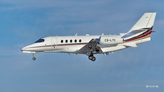 CS-LTC - Cessna Citation Latitude (José M. F. Almeida) Tags: lppt lisboa lisbon lis aircrafts airlines airplane spotting csltc cessna citation latitude