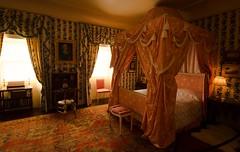 Bedroom (Phil-Gregory) Tags: castle cawdor nikon d7200 tokina 1116mm 1120mm 1116mmf8 1120mmf28 11mm 116proatx 1120 1120mmproatx11 1120mmproatx posh pink light fourposter bedroom colour
