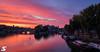Blaze (A.G. Photographe) Tags: anto antoxiii xiii ag agphotographe paris parisien parisian france french français europe capitale nikon nikkor 1424 d850 sunrise seine pontdesarts