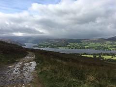 Ullswater (rebeccaclarke9299) Tags: iphone fells sky nature lake gb uk england cumbria lakedistrict ullswater
