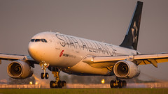 B-6091 (Tynophotography (Martijn de Heer)) Tags: cdg lfpg charles de gaulle airport charlesdegaulle china airlines a330 b6091 star alliance livery airbus a330200 a332