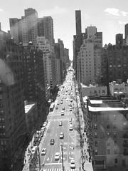 Up High Over Manhattan (failing_angel) Tags: 020417 usa newyork manhattan rooseveltisland queensborobridge 59thstreetbridge edkochqueensborobridge gustavlindenthal henryhornbostel