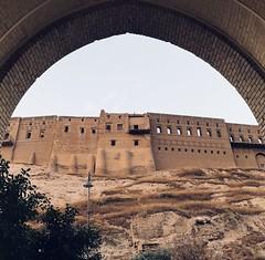 Citadel of Erbil (alan abdulkadir farhadi) Tags: brickwork brick city old citadel kurdistan kurd كوردستان كورد بازاڕ ھەولێر قەڵایھەولێر hawler erbil