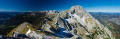 Beautiful Mountain Panorama