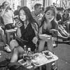 (kuuan) Tags: omzuikoautowf2824mm om olympus 24mm f28 mf manualfocus saigon hcmc vietnam street ilce7 holloween streetlife girls handphone beer bw women