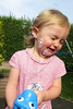 Bubble Gun Fun (Jon Pinder) Tags: canon powershots100 child children bubbles fish gun toy bubble