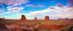 Monument Valley (Jeremy Royall) Tags: monument valley monumentvalley az arizona navajo nation reservation red sky dirt desert old west