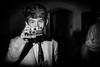 Taken (happyacko) Tags: candid taken camera analogue film monochrome portrait reception